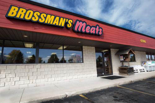 Picture of Brossmans Meats and steak in Kenosha, WI