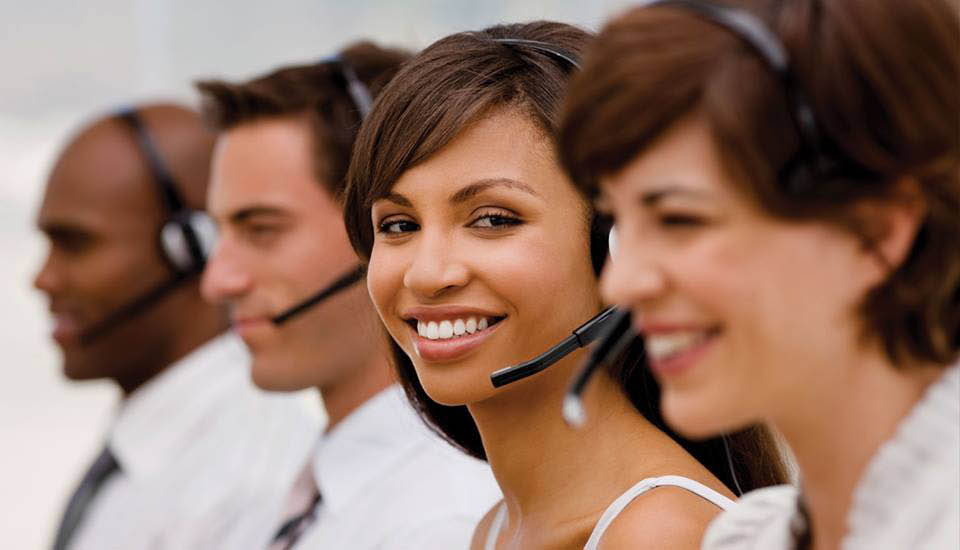Operators on call at Brother Loan & Finance