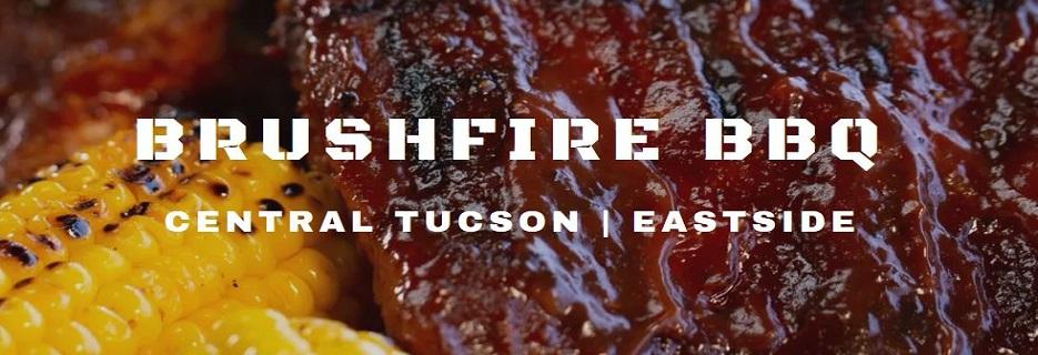 BrushFire BBQ Co. banner Tucson, AZ
