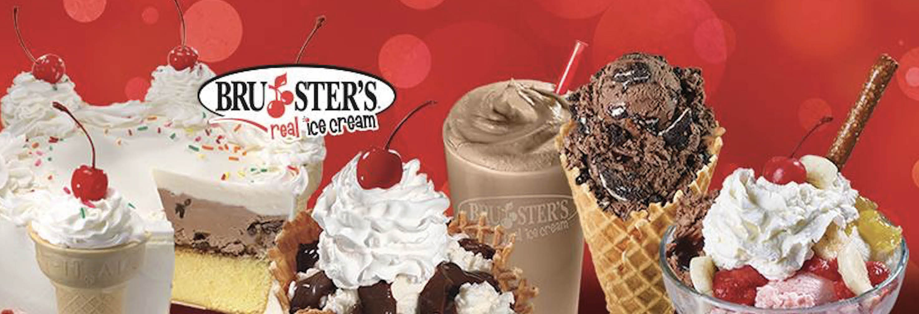 Brusters Ice Cream Limerick, brusters, brusters near me, ice cream, valpak, coupon