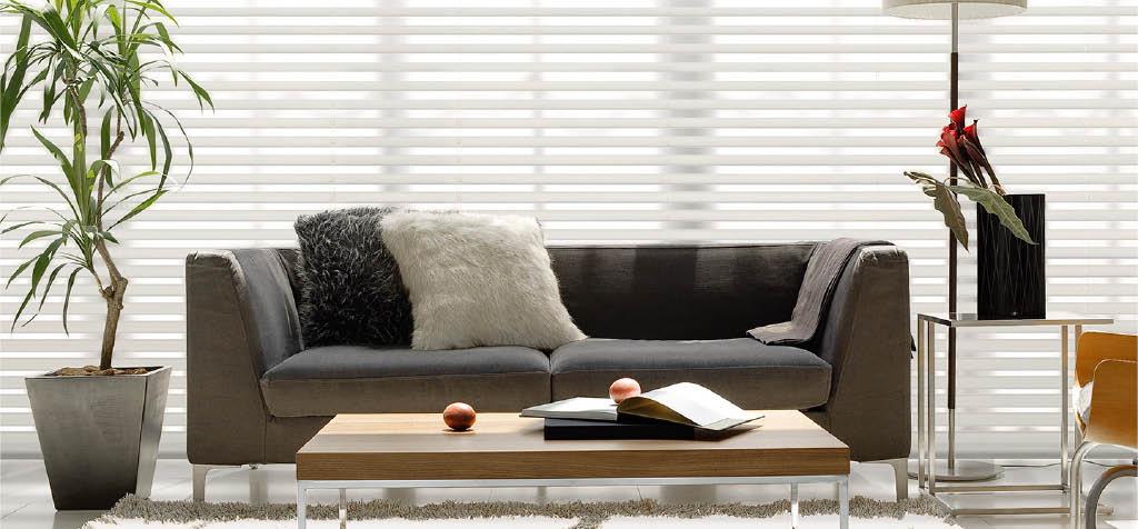Budget Blinds Racine Kenosha WI fabric blinds