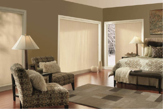 Budget Blinds Honeycomb Shades in Bothell, WA