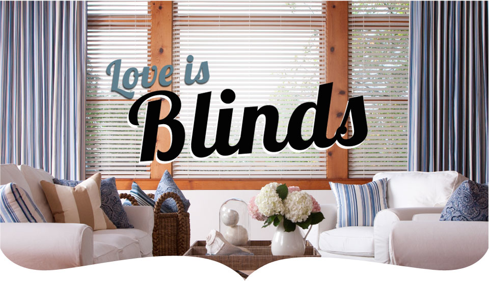 Shop wood blinds, fabric blinds, motorized blinds and vertical blinds