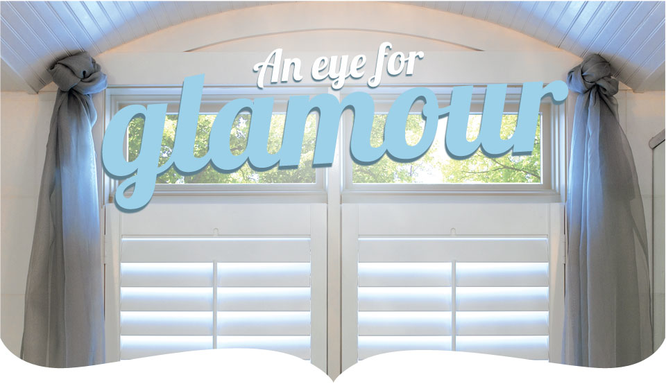 Custom wood shutters, plantation shutters and interior shutters at Budget Blinds NEMadison