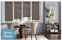 roman shades for kitchen budget blinds of newtown