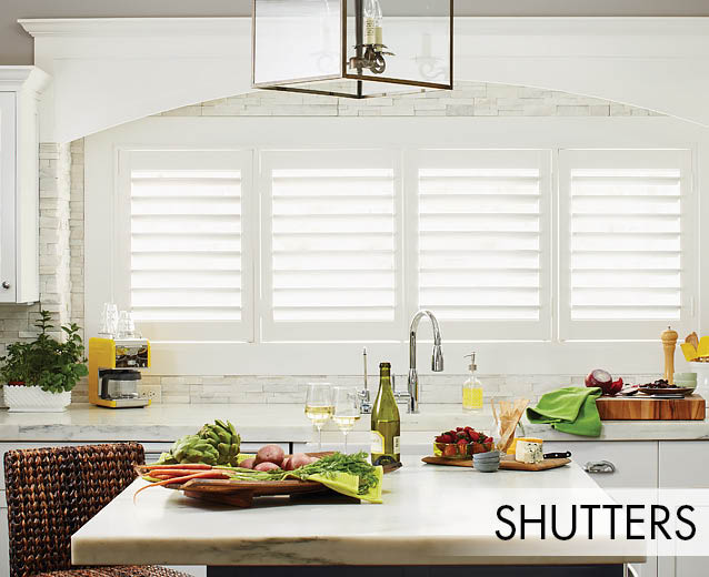 Window blinds, window shutters near Middletown