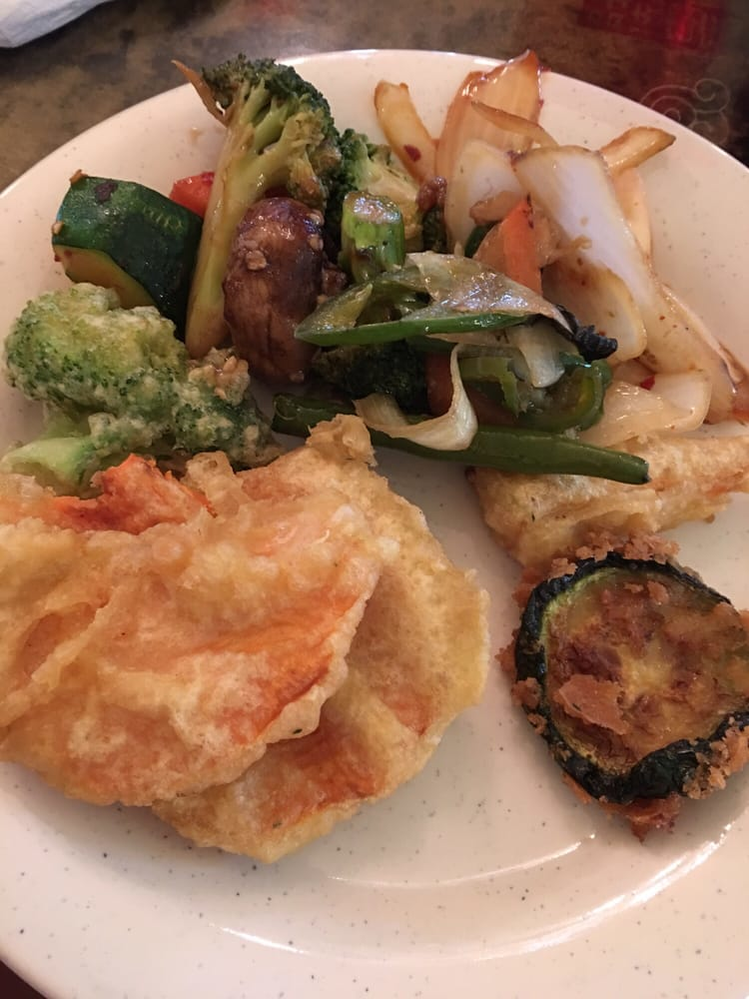 chinese buffet seafood grill; north richland hills, texas
