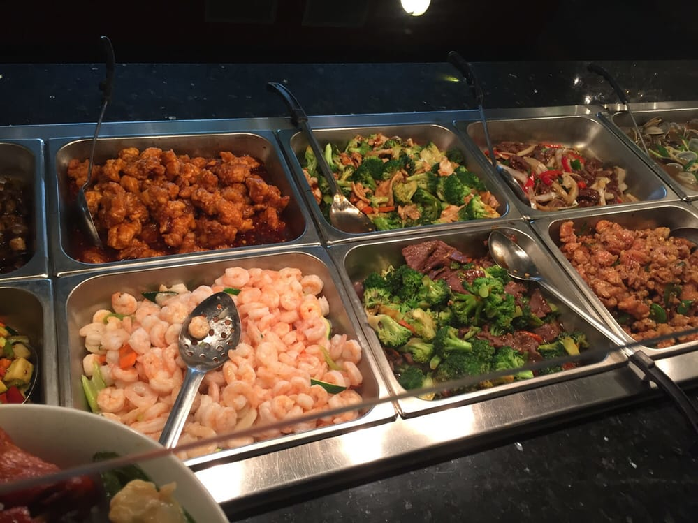 chinese buffet grill; north richland hills, texas
