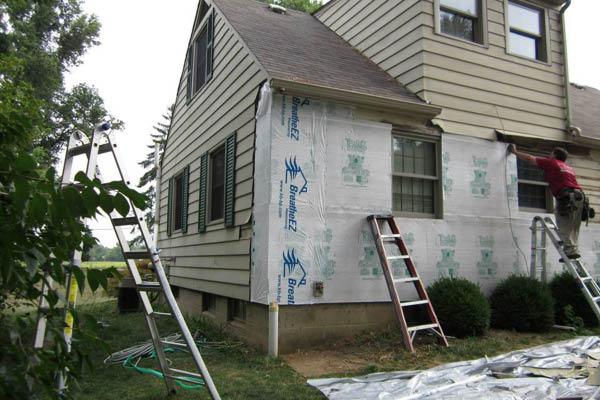 Build O.H.I.O., LLC replacement siding.