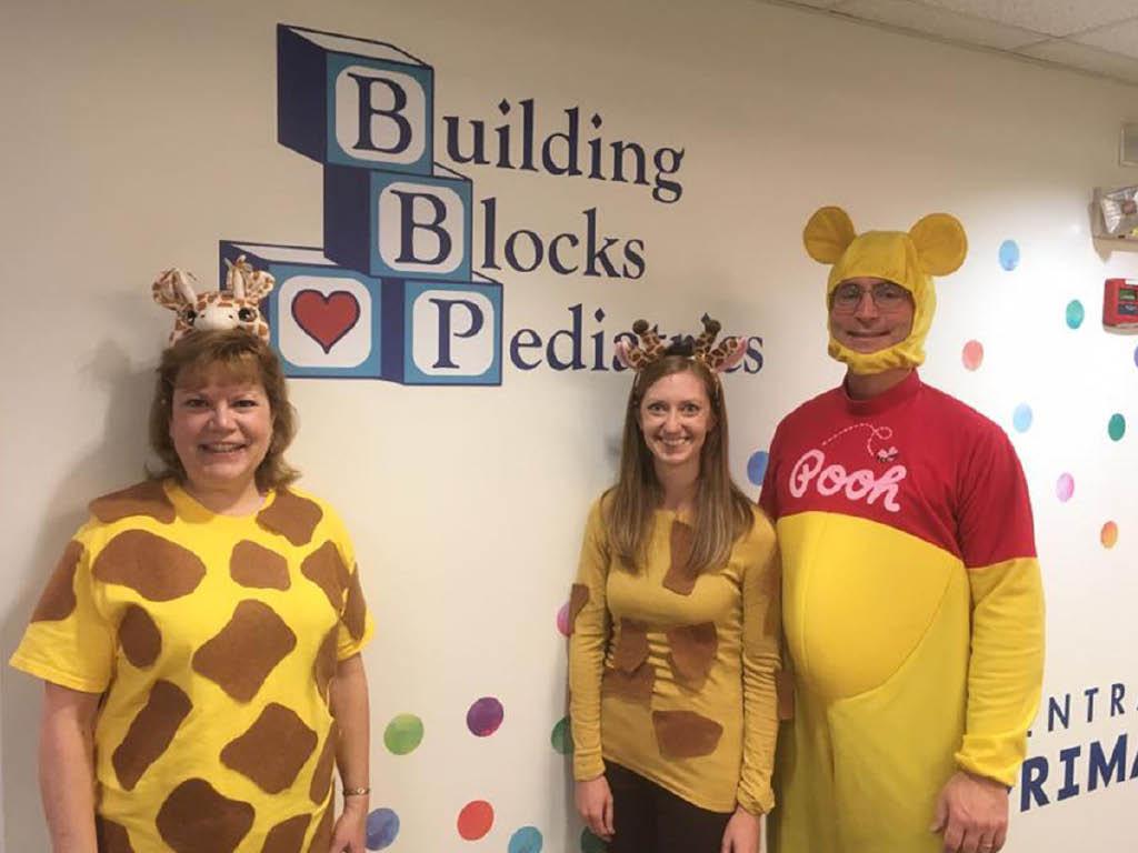 Building Blocks Pediatrics doctors