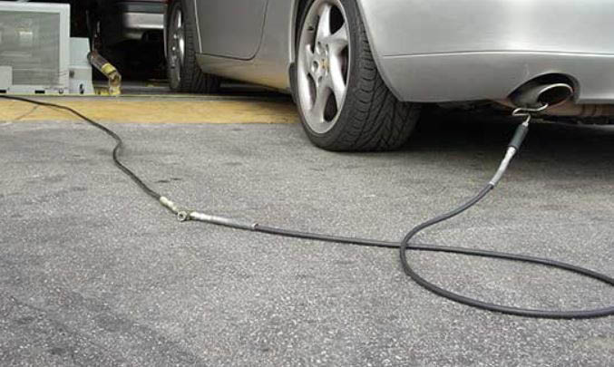 emissions testing, Los Angeles CA