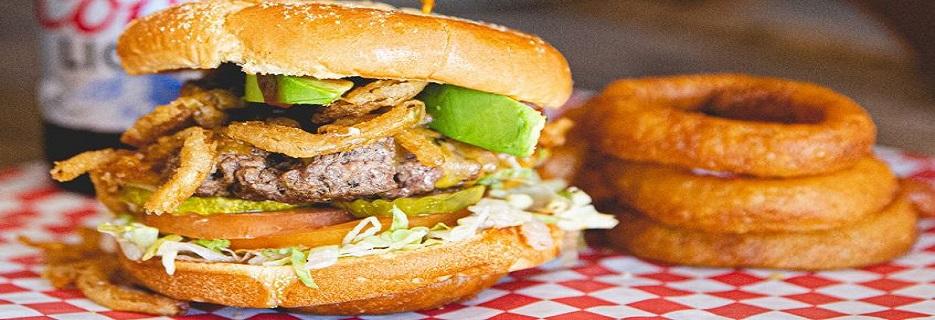Burger Claim and More banner Belfair, WA