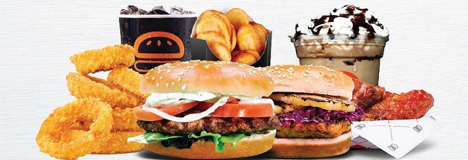 Burgerim banner Northridge, CA