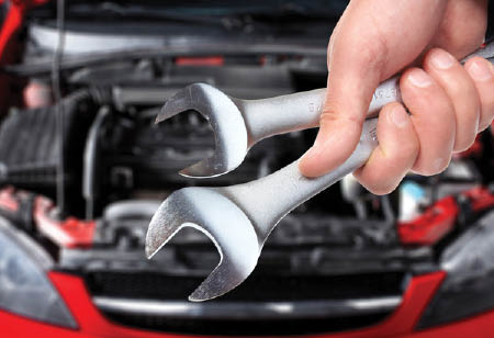small auto repair at Burleson Best Automotive in Burleson, TX