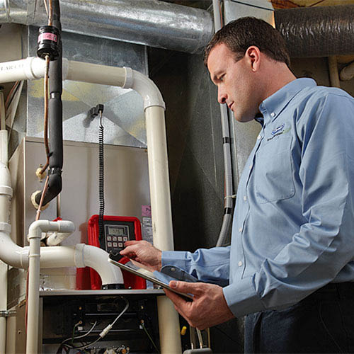 Burlington HVAC furnace heating service southeast WI