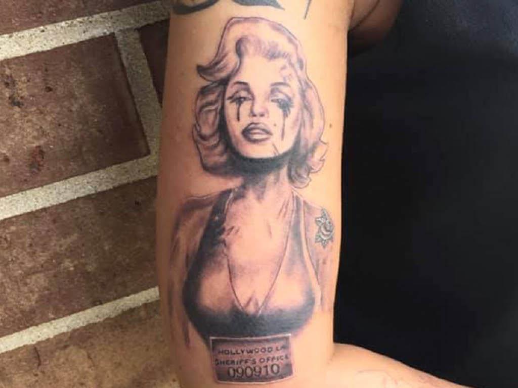 Burned Hearts Tattoo & Art Company black and gray tattoo