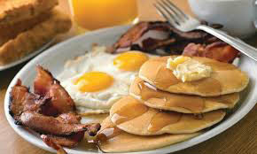 A delicious Burnt Store Grille breakfast