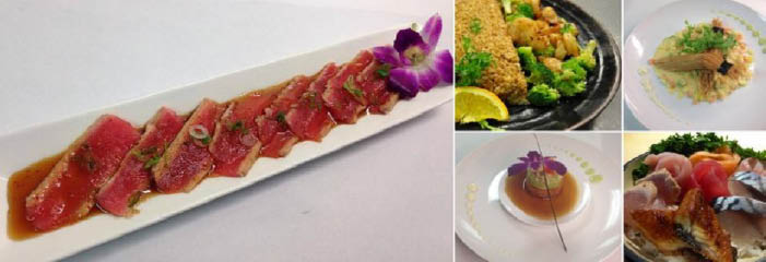 Bushido Japanese Restaurant in Charleston, SC Banner ad