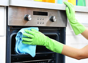Oven & Stove Top Cleaning by Busy Bee