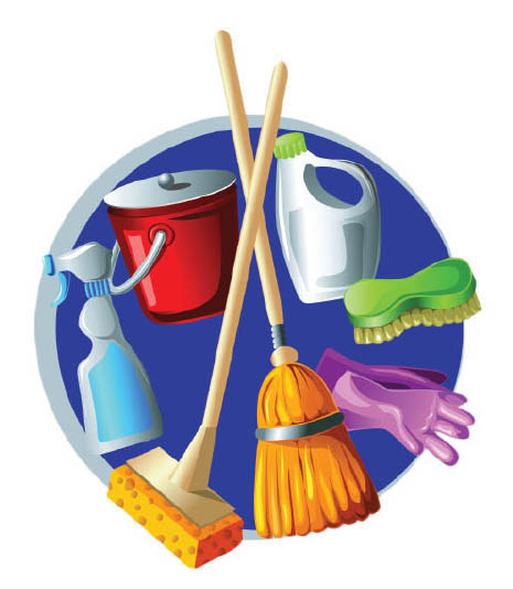 Busy bees maid service in Frederick, MD house and commercial cleaning.