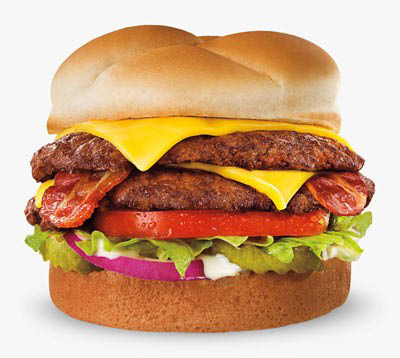 Butterburger Bacon Deluxe served at Culver's.