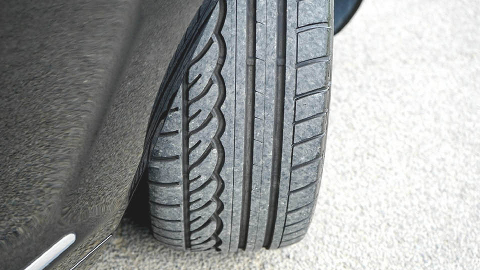 Brand name tires for every vehicle at California Tire and Service in Los Angeles, CA
