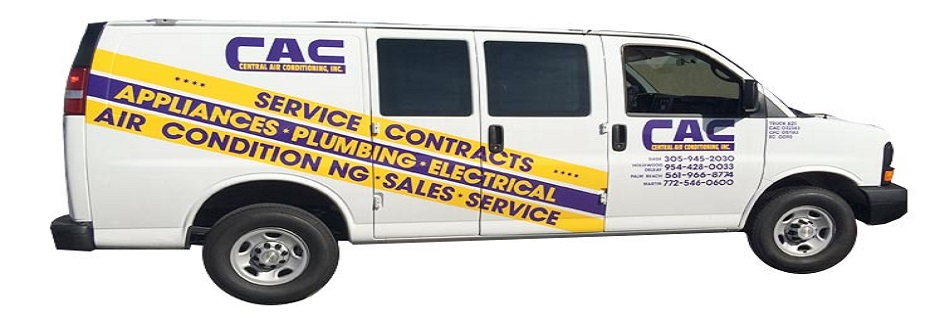 Central Air Conditoning, Inc. banner Fort Lauderdale, FL