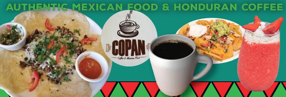 Cafe Copan in Longmont, Colorado
