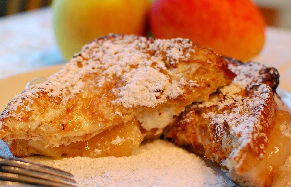 Delicious pastry dessert specials from Cafe La Famiglia