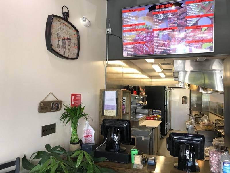 Cajun food in Summerville
