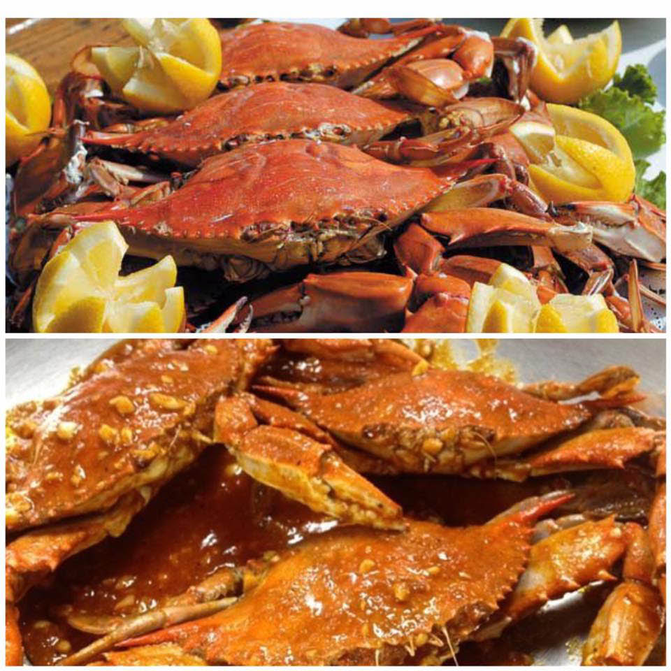 Seafood restaurants near North Charleston