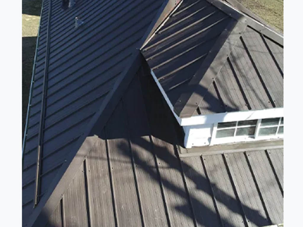 Caliber Metal Roof metal roof top