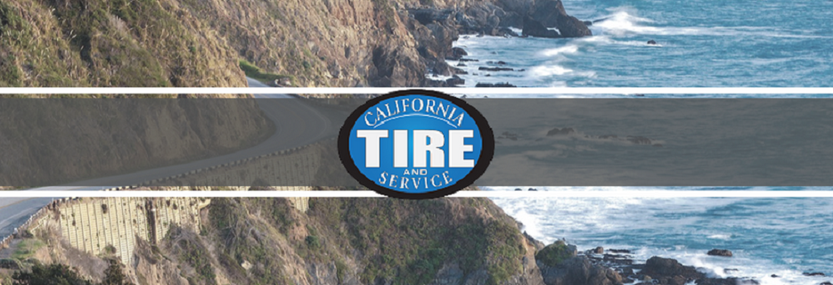 California Tire and Service in CA banner