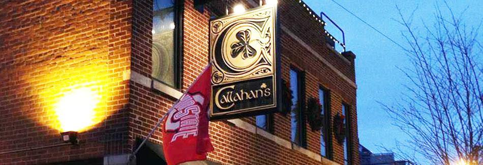 Callahan's banner