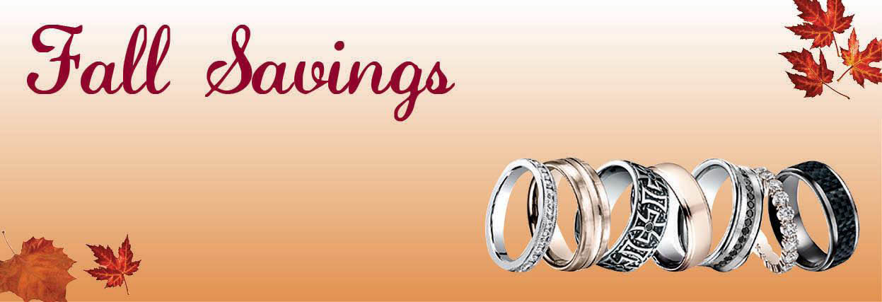Canalside Jewelry valpak banner saving on engagement rings rochester ny