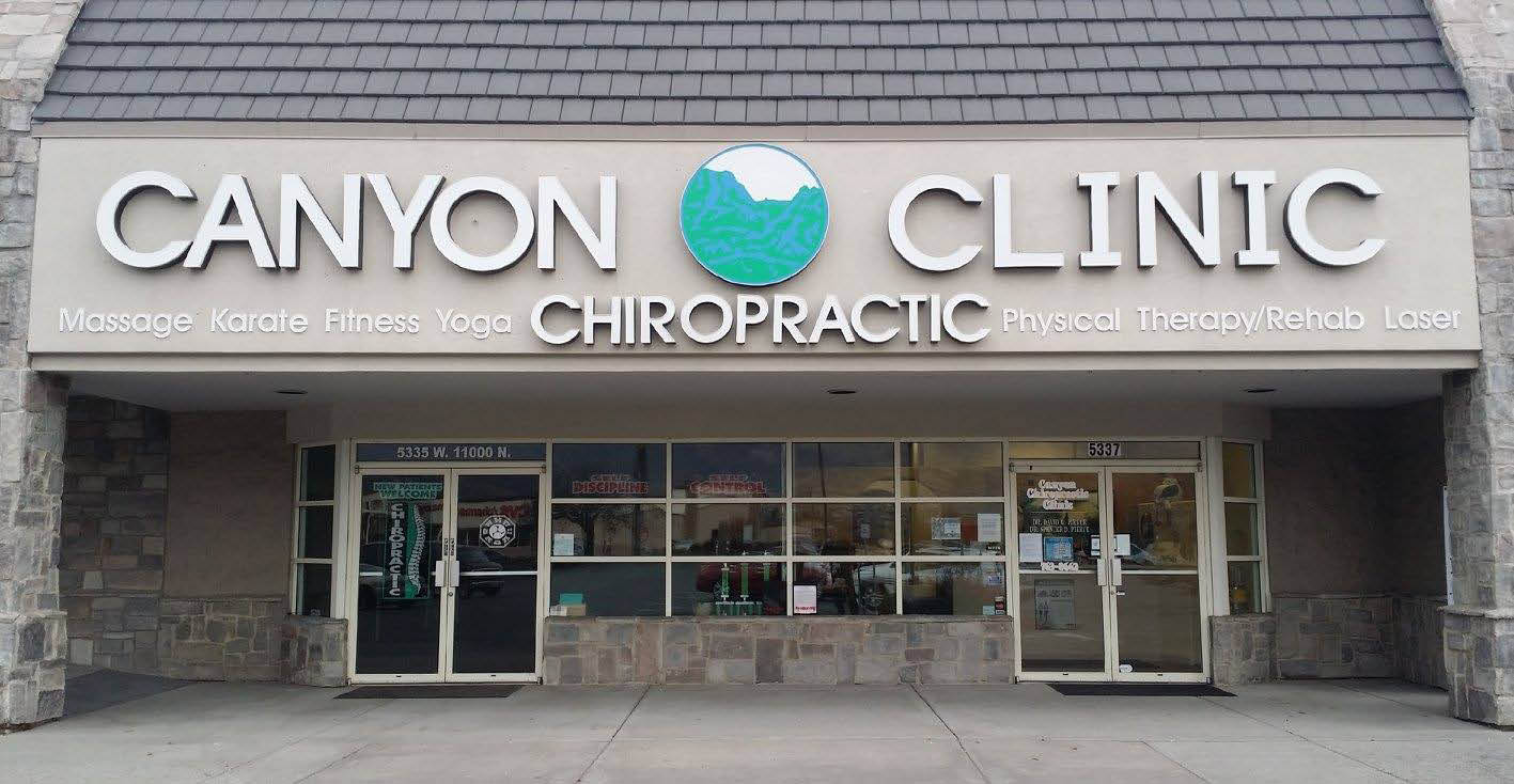 Canyon Chiropractic Clinic coupon, Wellness coupons, weight loss coupons,