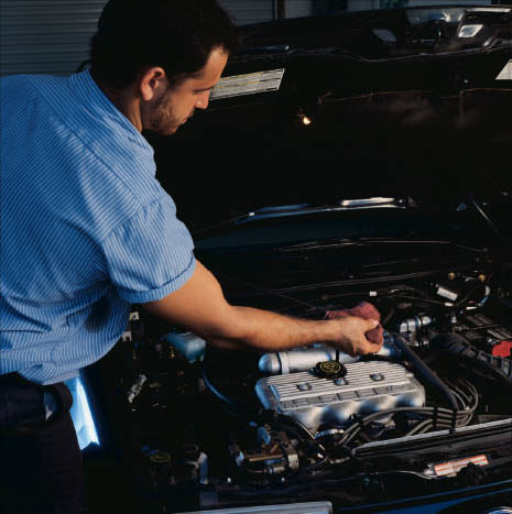 Check engine light diagnostic service