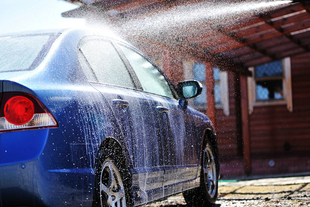 Car Wash USA car detailing
