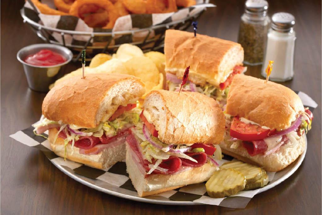 best italian hoagie sandwich