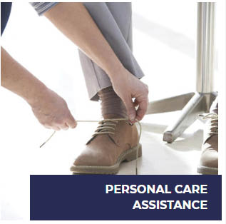 Personal assistance with everyday tasks