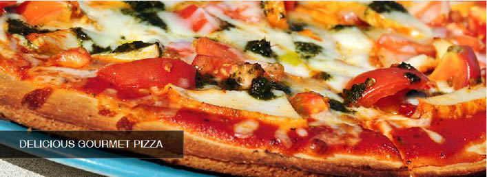 These are just two examples of our gourmet pizzas in Yardley, PA