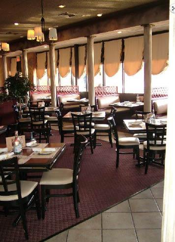 dining area, lasagna, alfredo, fettuccini, gnocchi, penne, tortellini at Carlucci's Italian Grill West Windsor Township, NJ