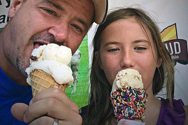 Carnival Ice Cream family restaurant