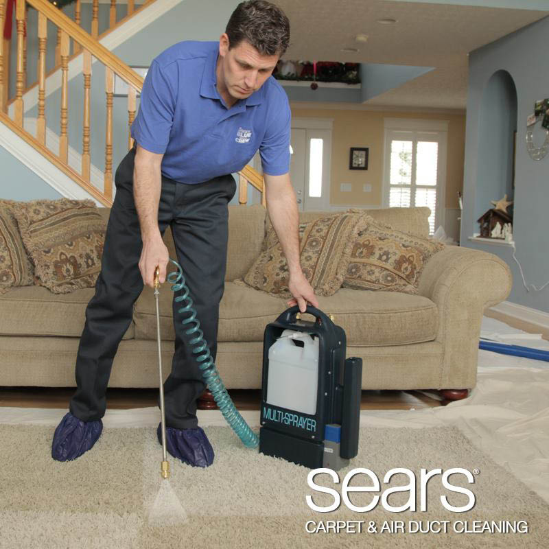 Sears Carpet Amp Air Duct Cleaning Local Coupons December