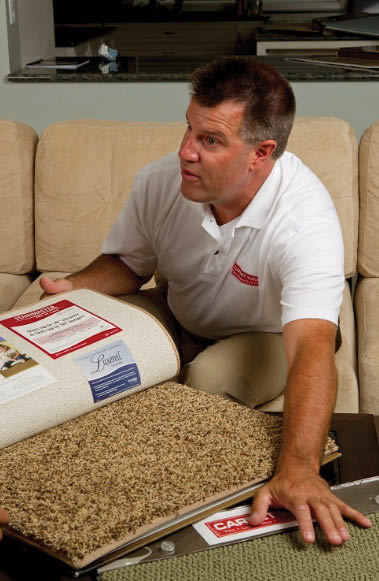 In- Home Consultation by Carpet King