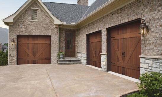 Special order home garage doors.