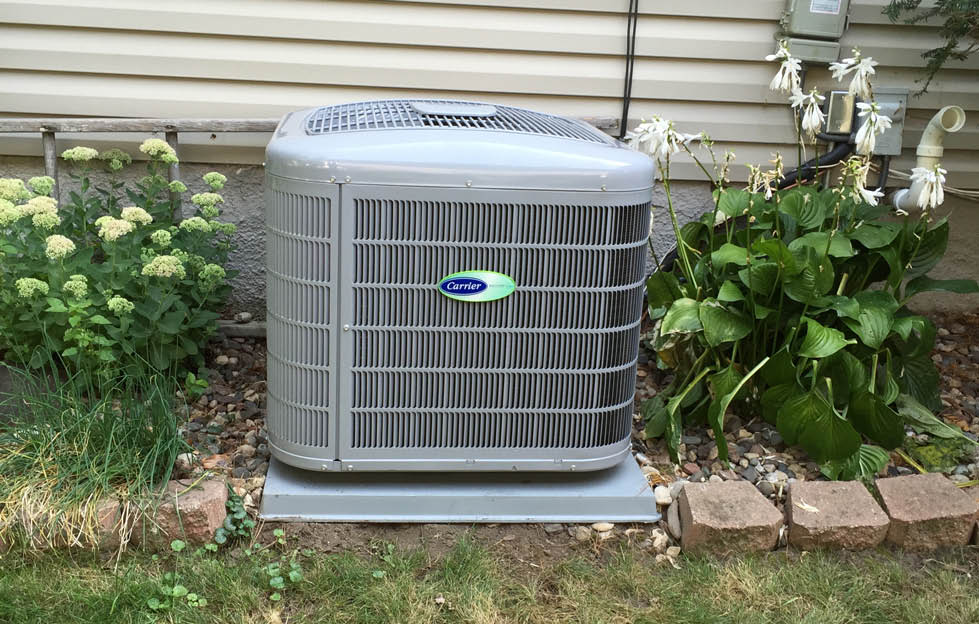 Carrier Air Conditioner H2C