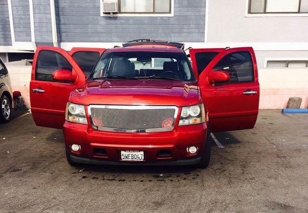 Full service interior car detailing in Carson, CA