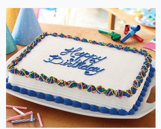 carvel birthday cake