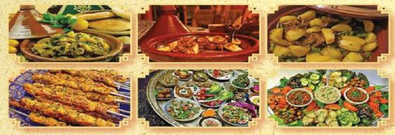 Casablanca, food, Moroccan, Mediterranean